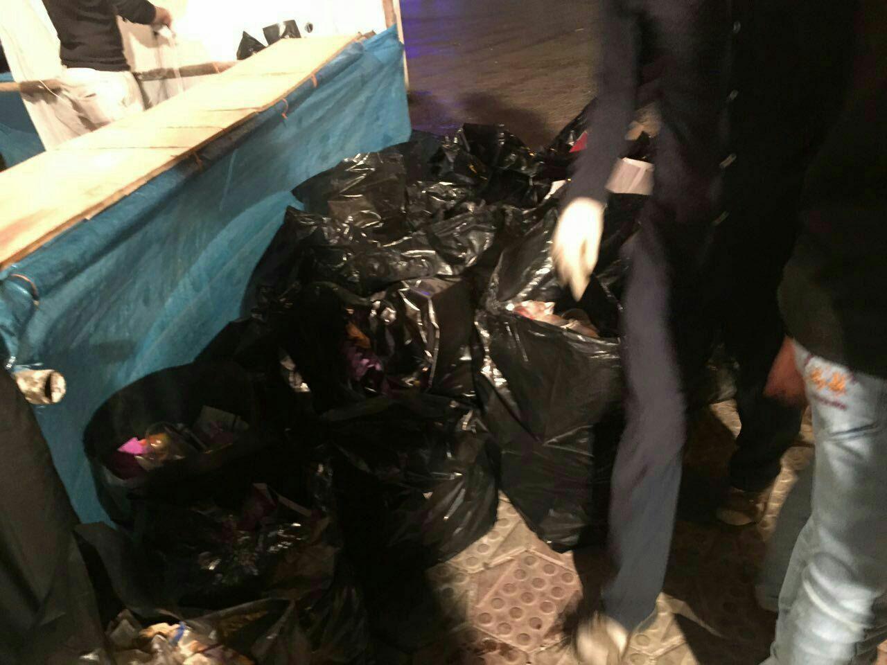 پاکسازی شهر از ظروف یکبار مصرف