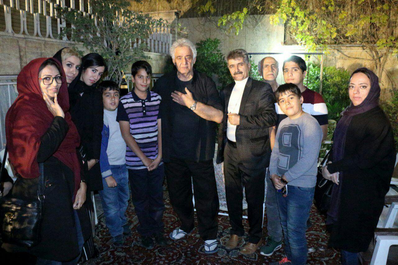 برآورده کردن آرزوی نوجوان تحت پوشش موسسه موعود ایرانیان