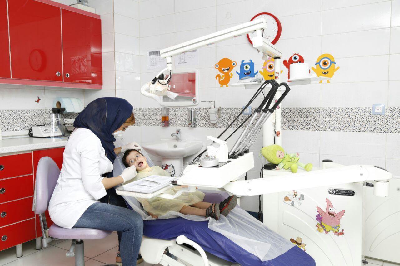 خدمات دندانپزشکی رایگان برای خانواده های تحت پوشش