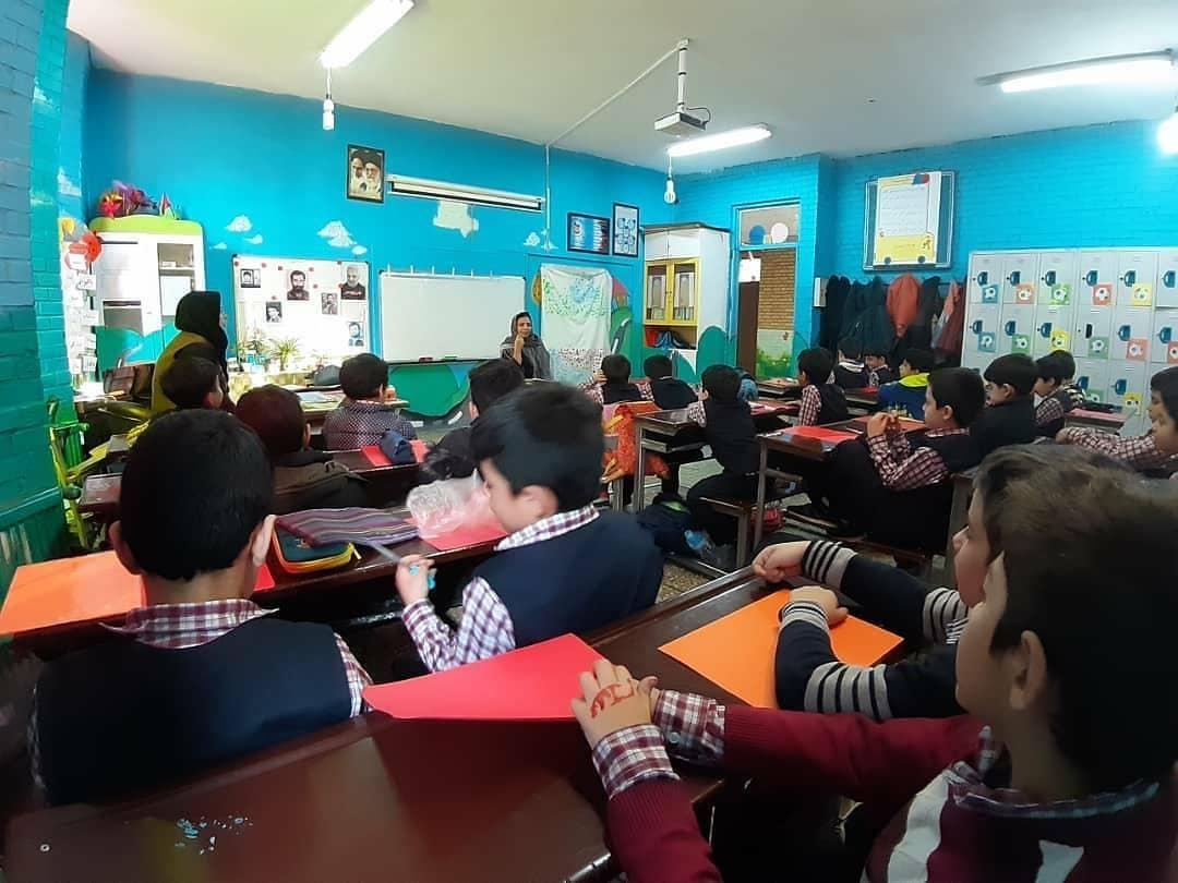 برگزاری کارگاه آموزش نیکوکاری
